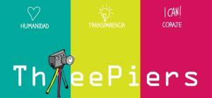 logotipo ThreePiers