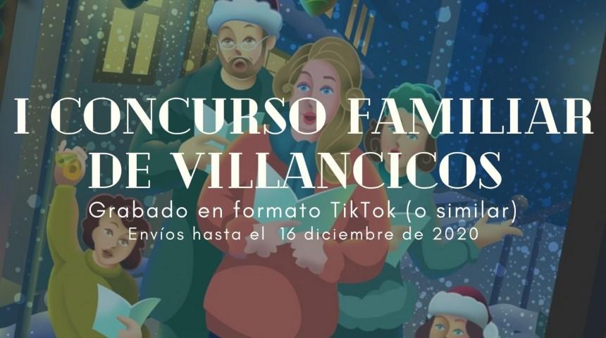 I CONCURSO FAMILIAR DE VILLANCICOS